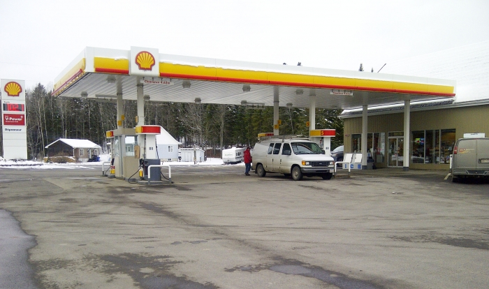ST JOHN VALLEY GAS BAR